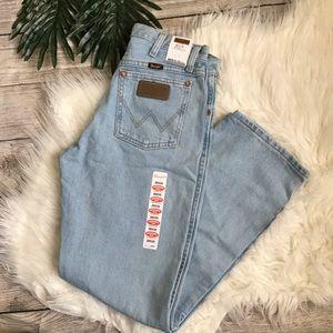 NWT Wrangler's Men 29x30 Cowboy Cut Jeans